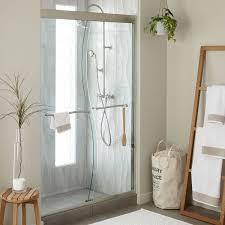 Framed Vs Frameless Shower Door Shower Door Buying Guide
