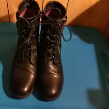 s shoes and boots size 9 91 cakes shoes black cakes brand combat boots size