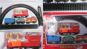set for toys set unboxing mini express