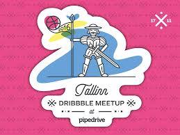 tallinn dribbble meetup thursday november 17 6 00 pm 10 00 pm