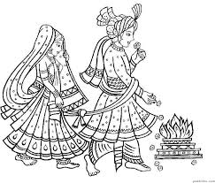 gallery clipart gallery clipart indian wedding pencil and in color gallery