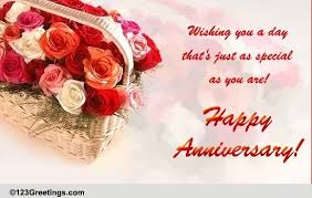 wedding wishes ecards 123 greetings of marriage anniversary wedding anniversary wish