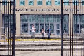 Massachusetts can us citizens travel to cuba images U s to withdraw most staff from embassy in cuba miami herald