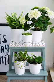 ikea planter hack from simple stool to pretty plant stand the ordinary lovely
