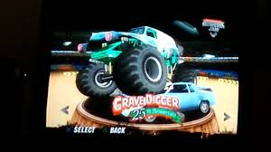 monster trucks video games monster jam the video game all trucks youtube