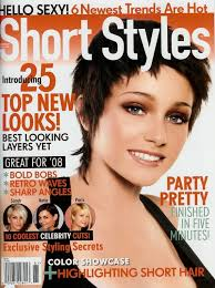 short hair style guide magazine the glam guide your celebrity and beauty source short styles