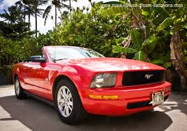 convertible mustang rental renting a convertible in