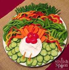 recipe kid friendly vegetarian turkey veggie platter stylish