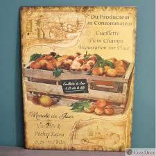 cuisine plaque deco cuisine vintage best excellent deco cuisine vintage best ideas