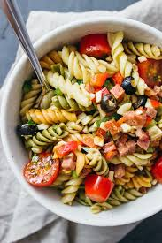 pasta salad recipe easy best easy pasta salad with italian dressing savory tooth