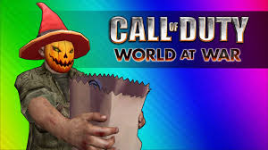 cod zombies funny moments halloween edition youtube