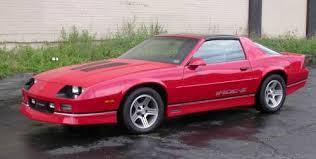 88 camaro iroc z for sale 1988 chevrolet camaro iroc z pittsburgh pa