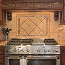Kitchen Tile Designs Behind Stove  Tile Backsplash - Backsplash designs behind stove
