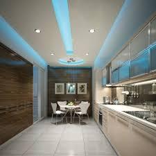 le cuisine led 38 idées originales d éclairage indirect led pour le plafond lights