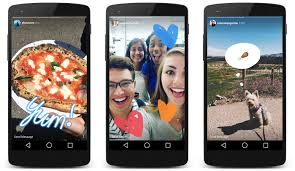 instagram launches u201cstories u201d a snapchatty feature for imperfect