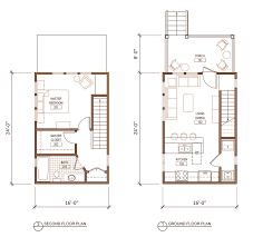 in law apartment floor plans house 9 house a week jody brown architecture pllc