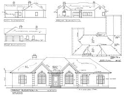 house elevation plans plan and elevation of house homes floor plans