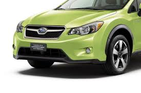 2017 subaru crosstrek green subaru to reveal new 2014 xv crosstrek hybrid and mystery