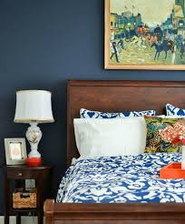 perfectly relaxing bedroom color schemes colorful bedroom wall