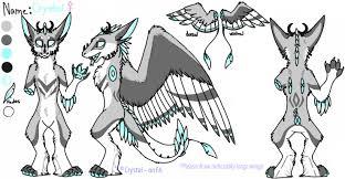 crystal dutch angel dragon reference sheet by crystal dutch angel