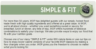 Ihop Light Menu Healthy Dining Options At Ihop Louisgettinghealthy
