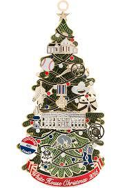 2015 white house historical association ornament