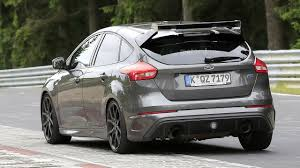 jake paul car ford focus rs500 spy photos from the nurburgring motor1 com photos