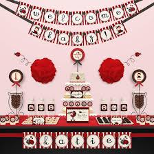 Ladybug Baby Shower Centerpieces by Http Www Babyshowerinfo Com Themes Girls Ladybug Baby Shower