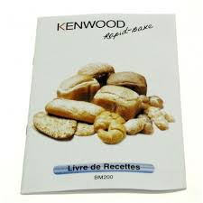 livre cuisine kenwood livre de recette rapid bake de kenwood le sav ventes et commande