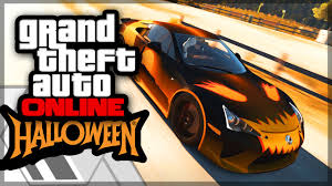 check out gta 5 u0027s newest halloween update equipped with the