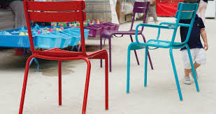 Metal Chaise Luxembourg Chair Metal Chair Outdoor Furniture