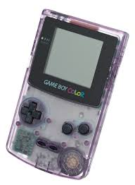 list game boy color games