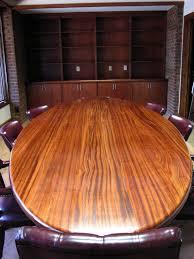 Mahogany Boardroom Table Tables U2014 Curt Schmitt