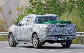 mercedes g500 pickup first mercedes pick up comes out for testing new spy pics
