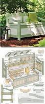 Outdoor Storage Bench Diy by