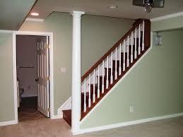 basement railing paint basement decoration by ebp4