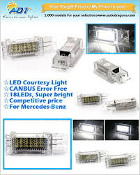 lexus rx330 license plate bulb replacement high quality number plate lamp for mercedes viano w639 wagon led