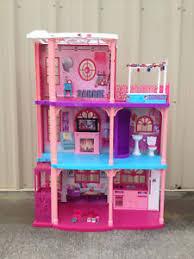 Barbie Hello Dreamhouse Walmart Com by Barbie 3 Story Dream House Ebay