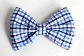 boys light blue tie boys bow tie navy and light blue plaid newborn baby child little