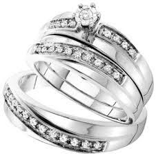 Trio Wedding Ring Sets by Trio Wedding Ring Sets The Wedding Specialiststhe Wedding
