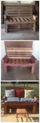 Pallet Furniture Ideas Best 25 Pallet Benches Ideas On Pinterest Pallet Bench Pallet