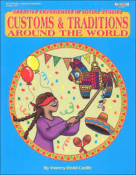 customs traditions around the world photo cover world