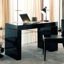 Computer Glass Desks For Home Office Desk Glass Desk For Office Modern Bent Computer