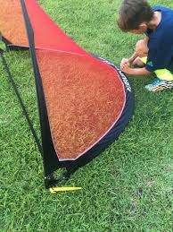 Backyard Soccer Nets by Portable Soccer Goals For Backyard Play
