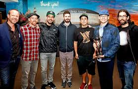Linkin Park Pollstar Linkin Park