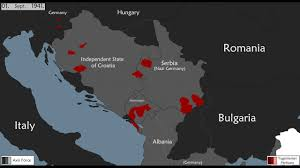 Map Of Croatia And Italy by Yugoslav Partisans During World War Ii Preview Youtube