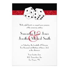 vegas wedding invitations las vegas wedding invitations tropical papers