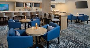 Media Room Lounge Suites - the hilton atlanta perimeter suites hotel