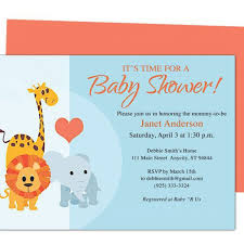 free baby shower invitation templates for word christmanista com