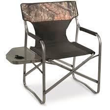 guide gear mossy oak break up country oversized chair 500 lb